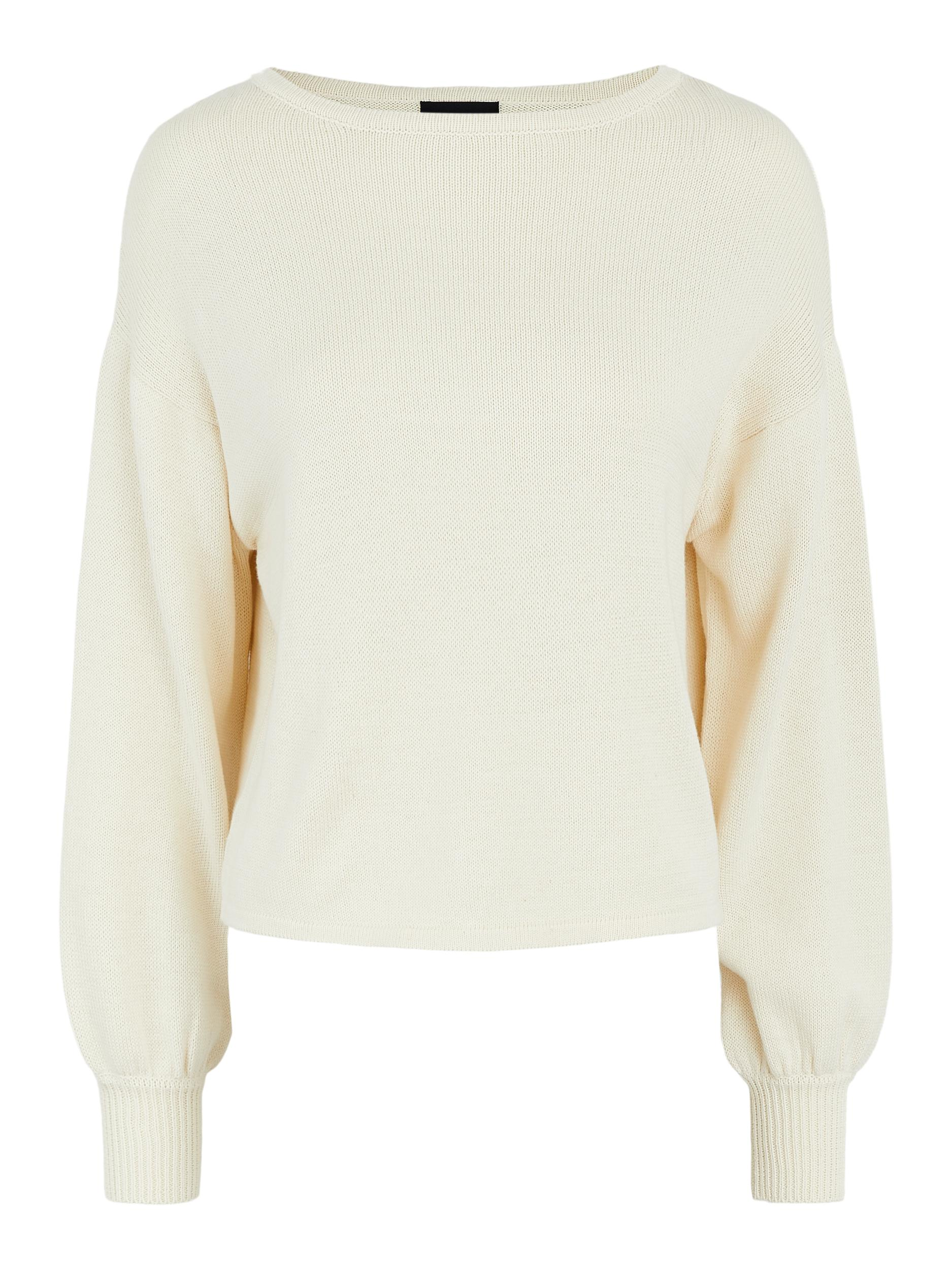 Pieces Knit Pullover Trina