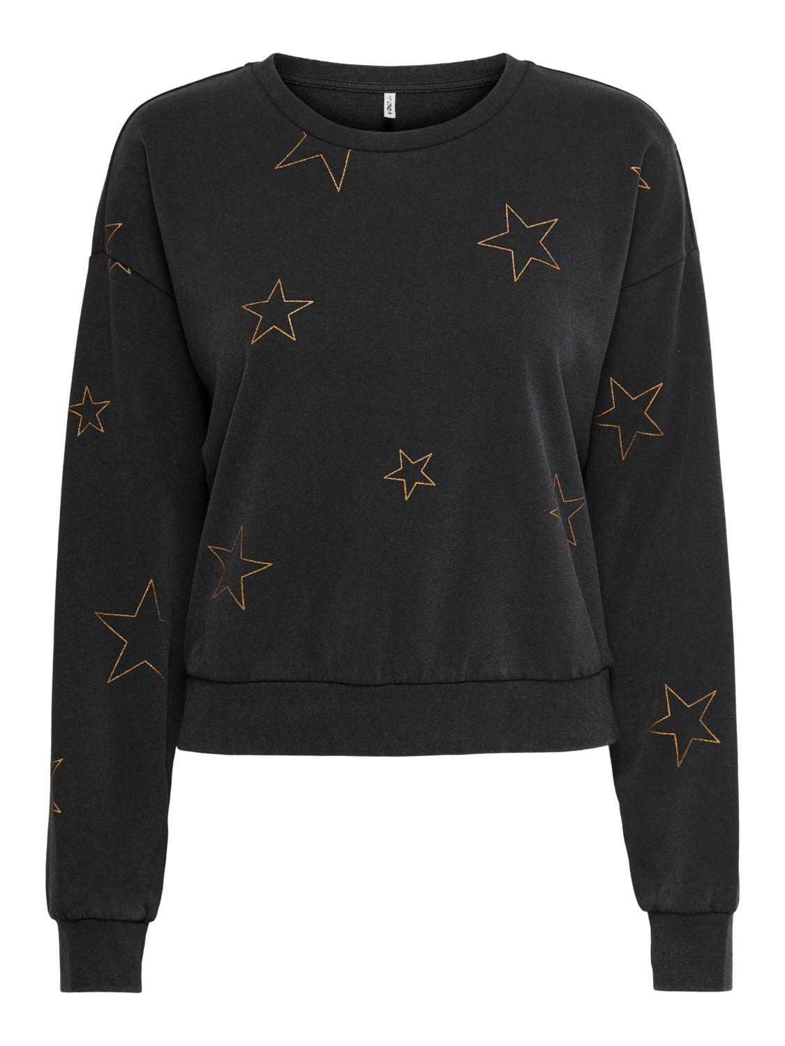ONLY Cropped Sweater Lucinda in 2 Prints