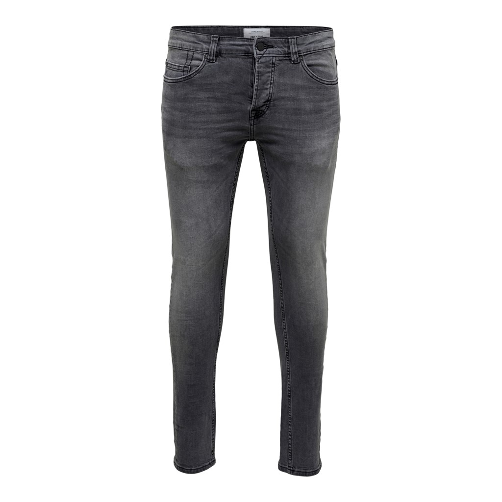 ONLY & SONS Jeans Warp  grau